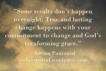 True and Lasting Change