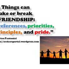 4ThingsOnFriendship