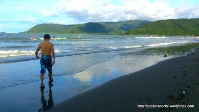 Sabang Beach, Baler, Aurora