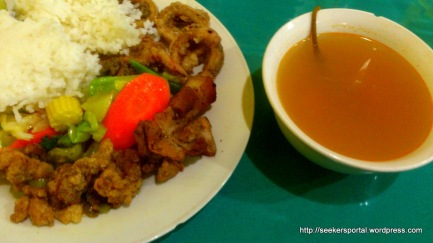 Gerry Shan's Chinese and Seafood Buffet