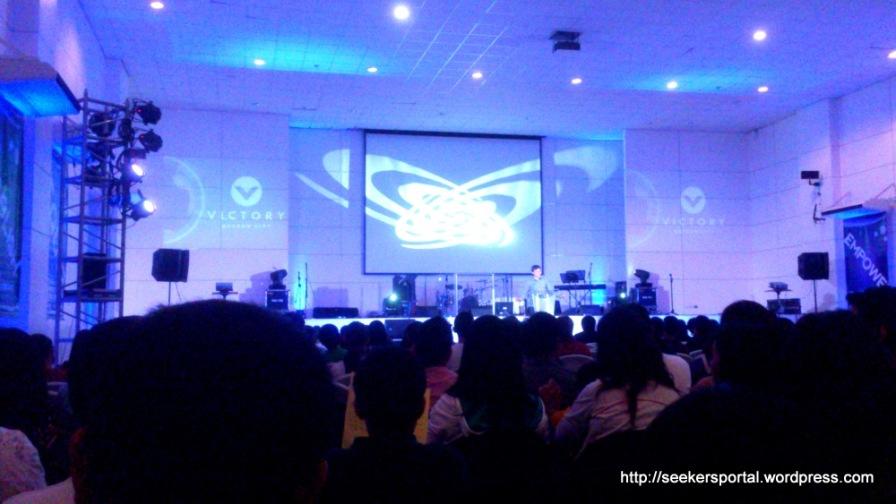 Victory Quezon City - UP Diliman, GT Toyota Center