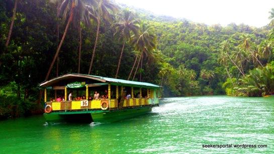 Bohol, Loboc River Cruise