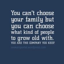Choose Your Friends