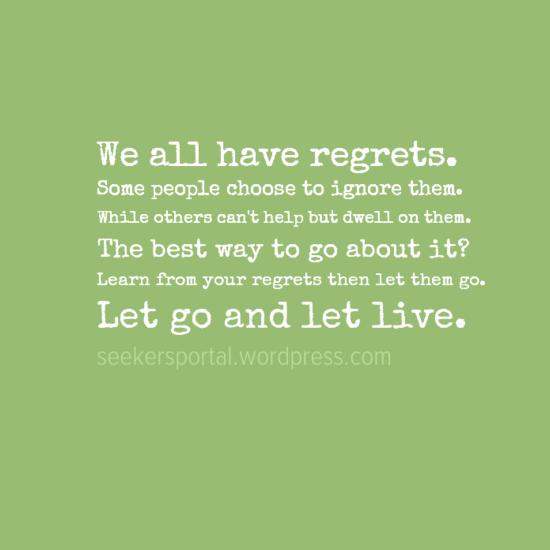 lets live for: