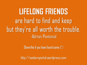 12 Fascinating Friendship Quotes The Seekers Portal