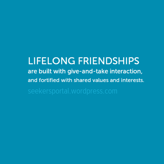 12 Fascinating Friendship Quotes Seekers Portal