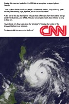 A fabricated CNN Compliment Photo from http://fbnws.com