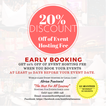 20-discount-early-booking