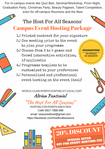 campus-event-hosting-package