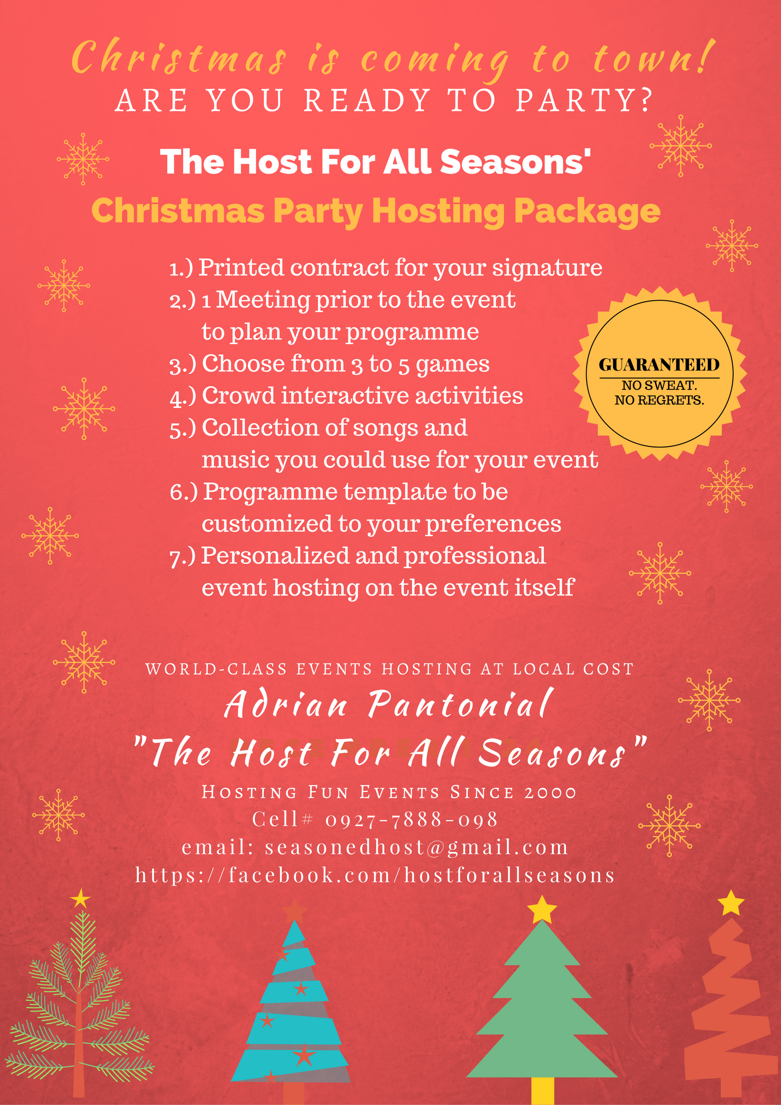 the-host-for-all-seasons-christmas-party-hosting-package ...