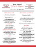 The Host For All Seasons - Events Portfolio