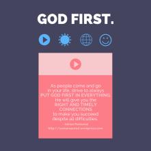 Seekers Portal God First