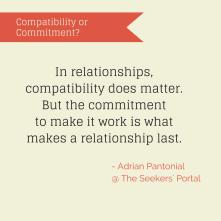 Seekers Portal - Commitment