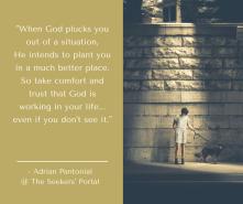 Adrian Pantonial - Beyond The Naked Eye