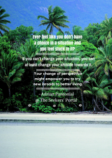 Adrian Pantonial - Get Unstuck