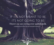 Adrian Pantonial - If it's not meant to be,it's not going to be.