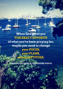 Adrian Pantonial - Unanswered Prayers